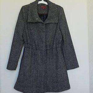 Coat Size M Merona